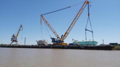 Photo of Атырауда 5 жыл үзілістен кейін өзен порты жұмысын қайта бастады