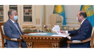 Photo of ҚР Президенті Бас прокурор Ғизат Нұрдәулетовті қабылдады