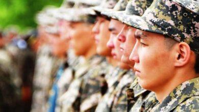 Photo of Таразда әскери бөлімнен қашып кеткен сарбаз табылды