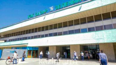 Photo of Алматыдағы Көк базар бір айға жабылды