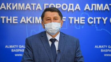 Photo of Жандарбек Бекшин: Алматылықтар маска тақпайды, той өткізеді