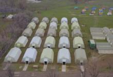 Photo of COVID-19 жұқтырғандарға арналған әскери-далалық госпиталь Алматыға көшіріледі