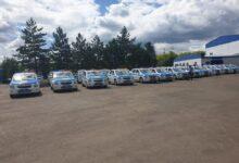 Photo of Автопарк Департамента полиции СКО пополнился новыми служебными автомашинами марки Chevrolet Cobalt