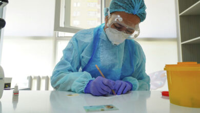 Photo of За прошедшие сутки в Казахстане зарегистрирован 2 901 новый случай заболевания COVID-19