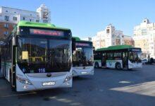 """Photo of В автобусах внедрили """"необязательный"""" Ashyq"""