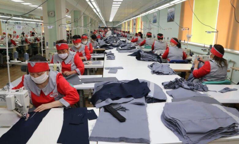 Предприятия Карагандинской области на 70% обеспечены товарами лёгкой промышленности региона