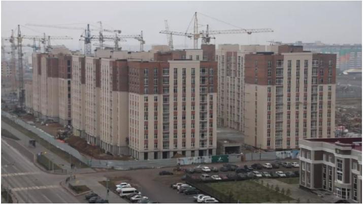 Карагандинская область установила рекорд по строительству жилья за последние 30 лет