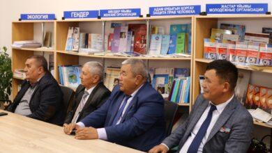 Photo of Түркістанда үкіметтік емес ұйымдардың орталығы ашылды